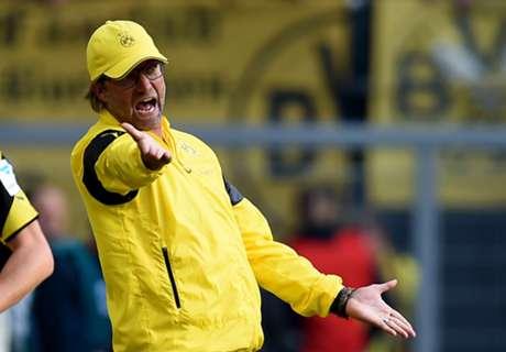 Klopp: Dortmund lost control
