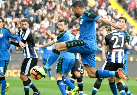Pagelle Udinese-Sassuolo: Defrel boom