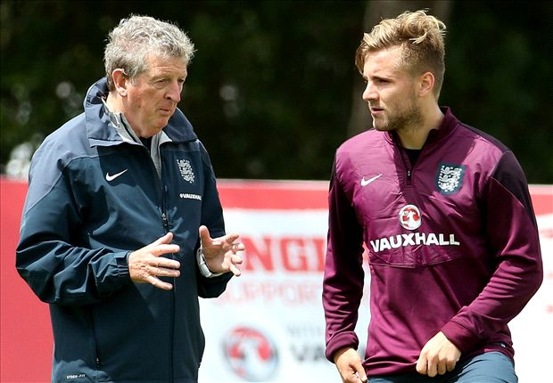 Hodgson warned Shaw about his fitness during England's World Cup campaign