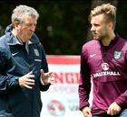 Hodgson warned Shaw about his fitness