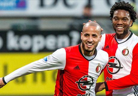 Feyenoord vecht zich naar drie punten