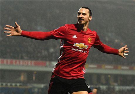Supersub Ibra completes FA Cup comeback