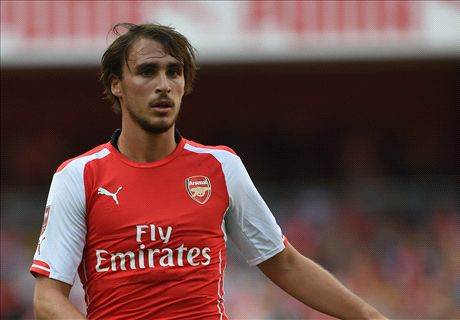 Official: Arsenal's Miquel joins Norwich