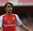 Official: Arsenal's Miquel joins Norwich
