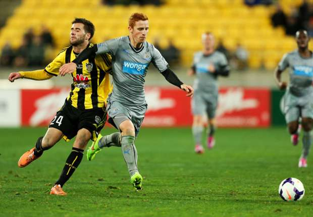 Pardew: Newcastle transfer key to Colback call-up