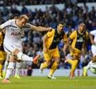Spurs draw Besiktas in Europa League