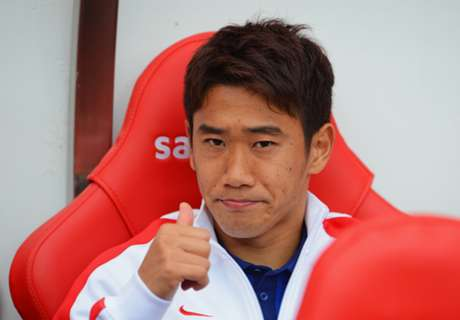 Dortmund set to seal £10m Kagawa deal