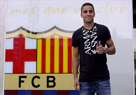 Douglas: Dani Alves my role model