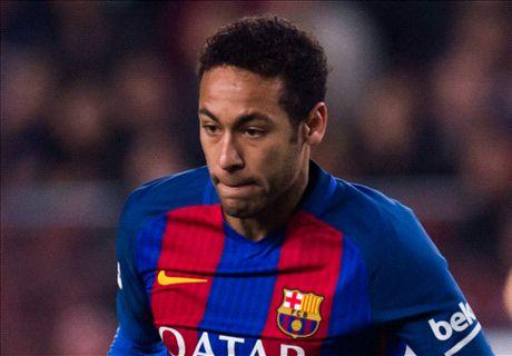 RUMORS: Man Utd steps up Neymar chase