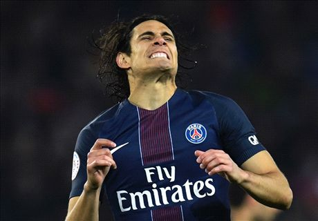 Cavani & PSG come up short vs Toulouse