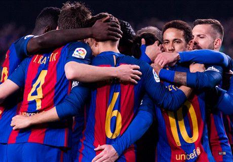 Último tren del Barcelona