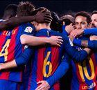 El Barcelona terminó pidiendo la hora (2-1)