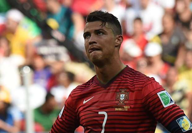 Ronaldo left out of Portugal squad