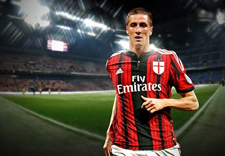 Torres joins Milan on two-year loan
