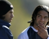 Con un look especial, Falcao se acordó de un ex-Boca ►
