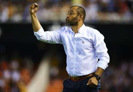 Santo hails Valencia 'aggression'