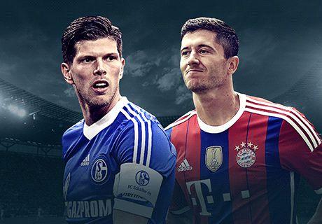 LIVE! Schalke empfängt den Meister