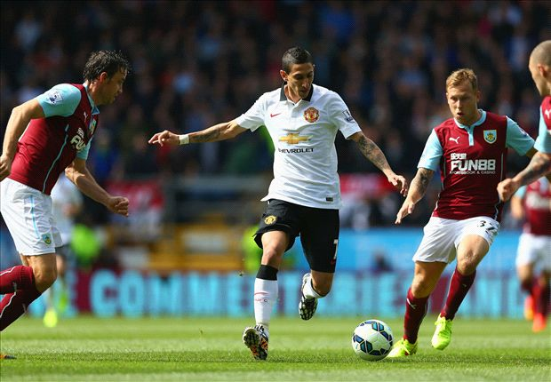 Burnley 0-0 Manchester United: Van Gaal still without a win despite Di Maria debut