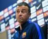 Luis Enriques Vertrag beim FC Barcelona läuft im Sommer aus