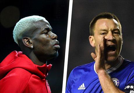 Chelsea & Man Utd star in week's Best XI