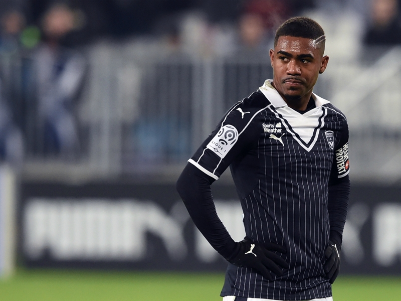 Man Utd and Liverpool target Malcom 'chilled out' amid mounting transfer talk