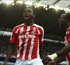 Premier League: M. City 0-1 Stoke