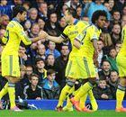 Chelsea bag six in Everton goalfest