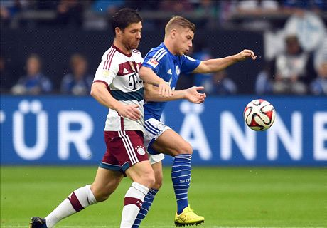 Bayern drop points at Schalke