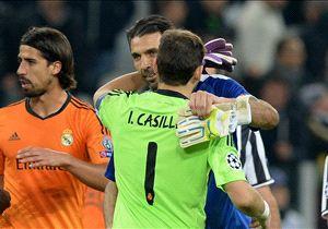Iker Casillas Vs. Gianluigi Buffon y las mejores apuestas en el Oporto - Juventus de la Champions League