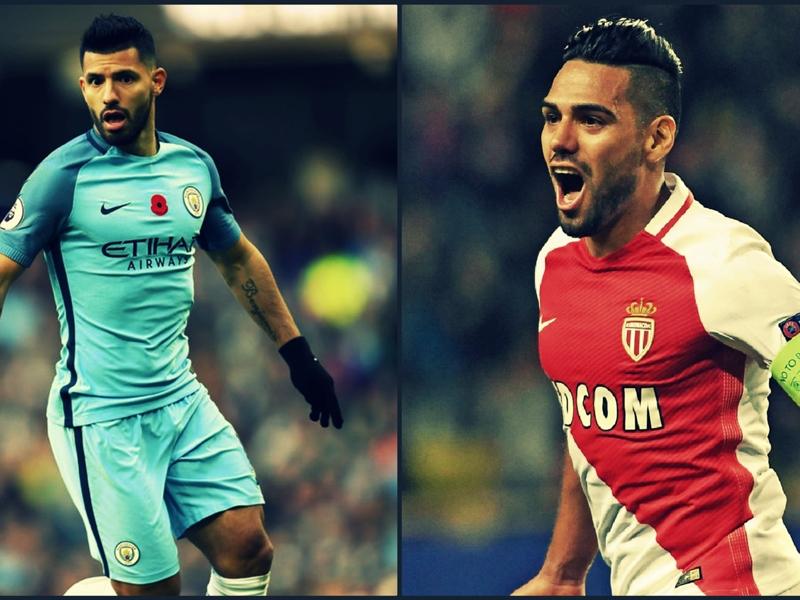 Manchester City-Monaco : Agüero-Falcao, du passé au présent