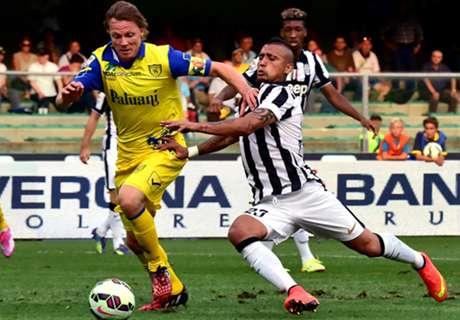 Vidal: My knee is okay