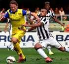 Juve receive Vidal injury boost