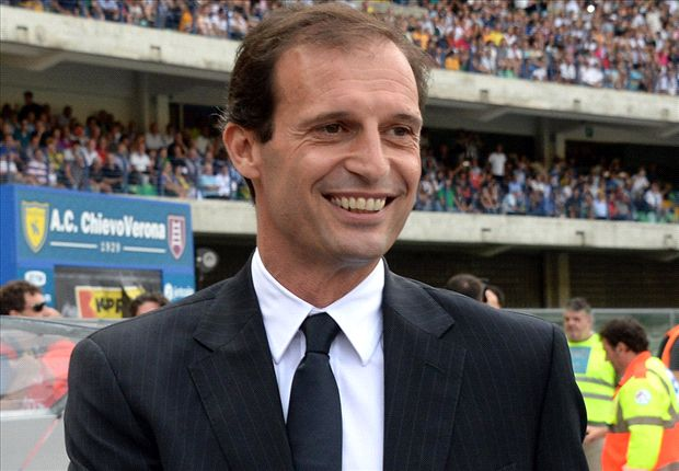 Juventus cannot compete with big guns, says Allegri