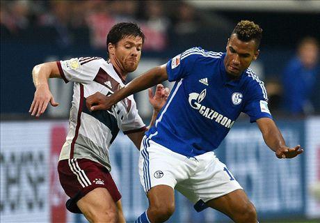 Player Ratings: Schalke 1-1 Bayern