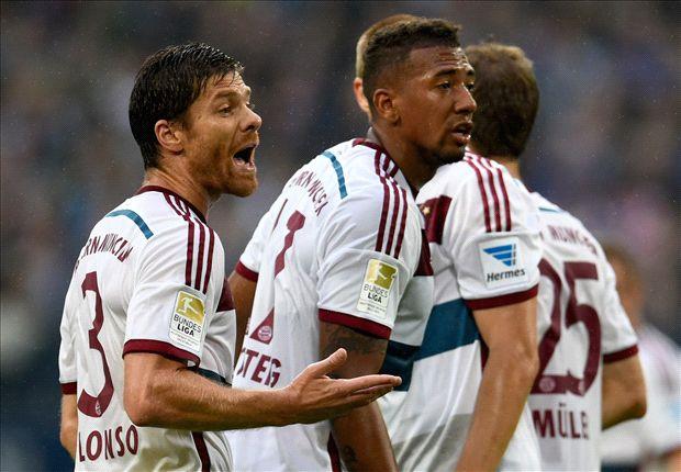 Zu früh gefreut: Bayern München bringt ein 1:0 nicht ins Ziel