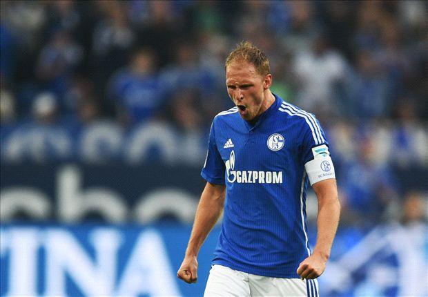 Benedikt Höwedes traf gegen den FC Bayern zum 1:1-Endstand