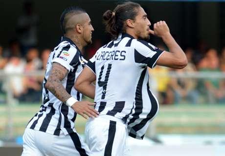 Résumé de match, Chievo Vérone-Juventus (0-1)