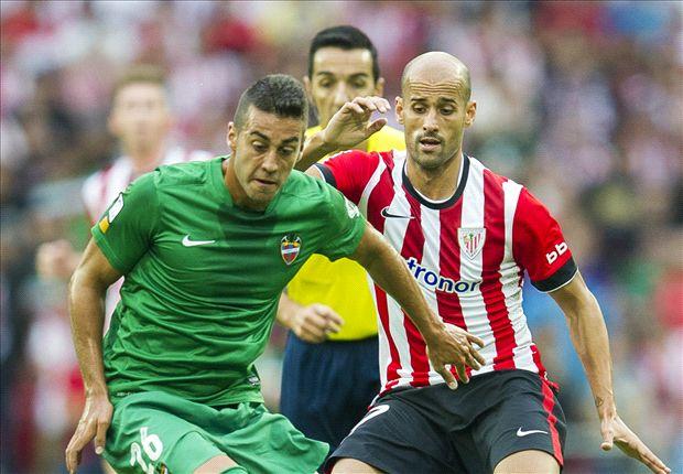 Athletic 3 – 0 Levante: El guante de Ibai Gómez deja los tres puntos en el flamante San Mamés