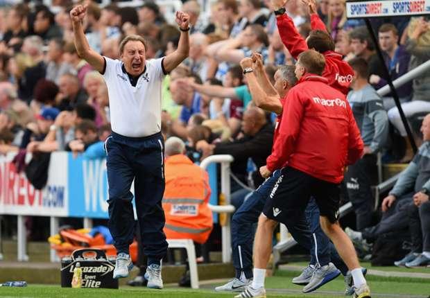 Warnock praises battling Palace after Newcastle draw