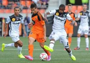 Raphaël Guerreiro (Lorient) > 4 buts, 1 passe décisive, 6.6 ballons récupérés par match, 95% de tacles réussis (20/21)
