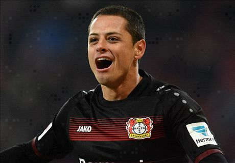 'Killer' Chicharito can punish Man Utd