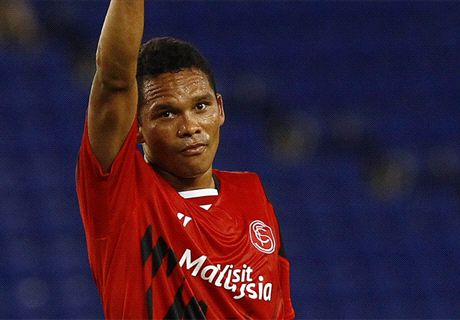 Sevilla 'will not listen' to offers for Bacca