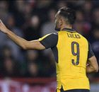 Lucas Perez only thinking of Arsenal