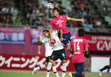 Report: Cerezo Osaka 1-2 Vissel Kobe