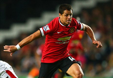 Chicharito set for Real Madrid switch