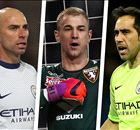Man City weigh up goalkeeping options