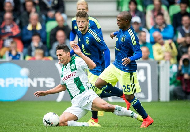 Groningen 2-0 Ajax: Dutch champions defeated again