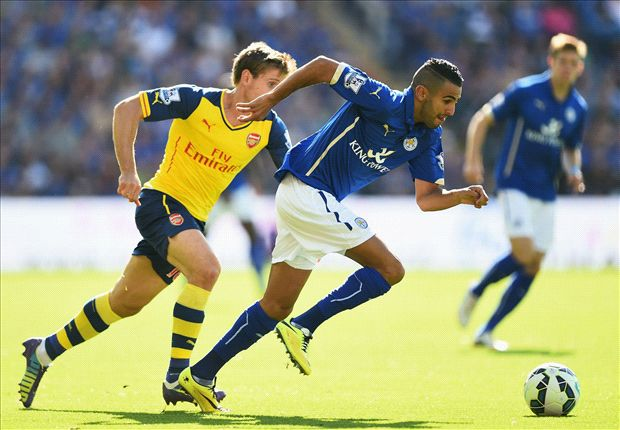 Leicester City 1-1 Arsenal: Sanchez strikes again but Ulloa secures point for Foxes
