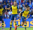 Ramsey limps off in Wales qualifier