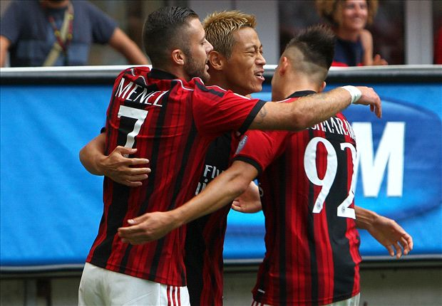 Menez: I joined AC Milan to win silverware